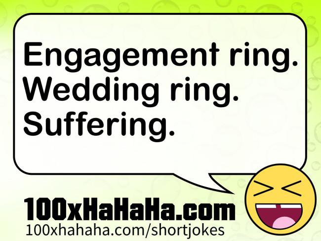 trek engagement ring wedding ring jokes
