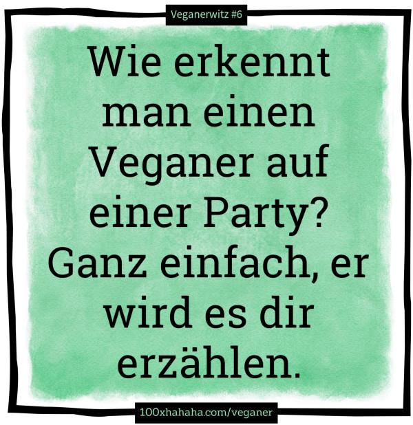 veganer witz